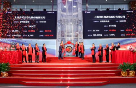Kinco Automation (Shanghai) Co.,Ltd went public
